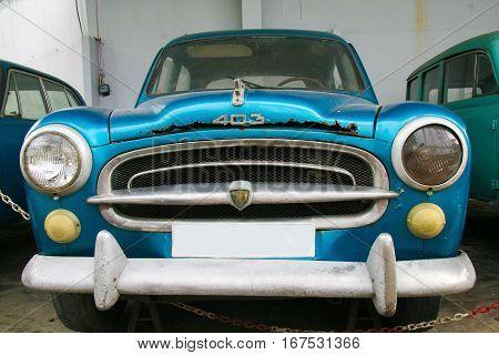 Oldtimer Peugeot 403