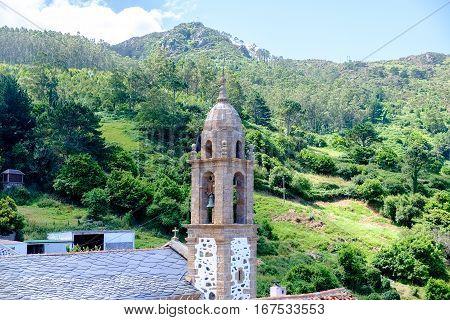 Village Of San Andres De Teixido,