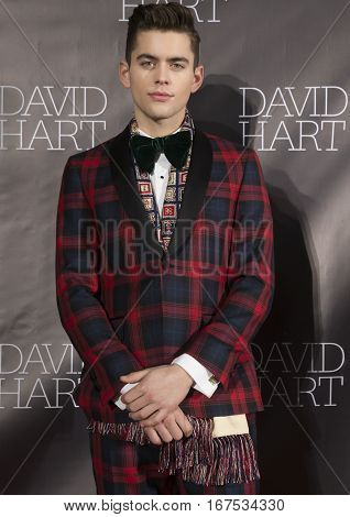 David Hart - Men Fall Winter 2017 Collection