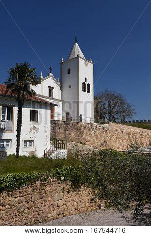 San Miguel church (15th century)Penela Beiras region Portugal