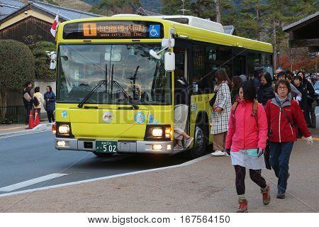 Nara City Bus