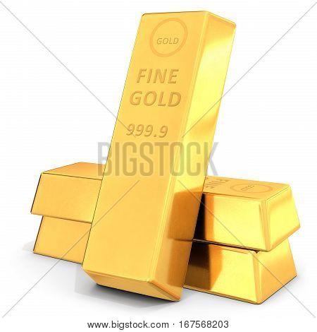 Pure Gold Bullions