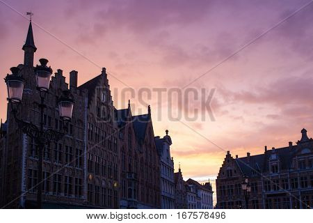view of Old Markt square