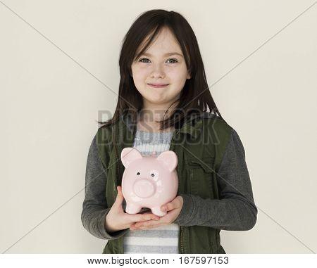 Studio People Model Shoot Kid Girl