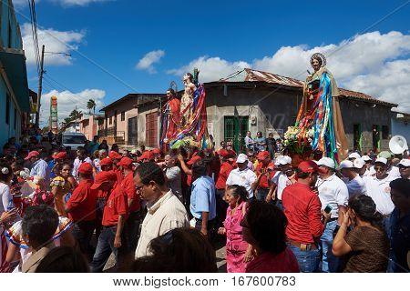 San Sebastian Celebration