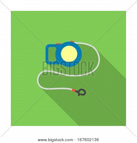 Pet lead icon of vector illustration for web and mobile design - stock vector