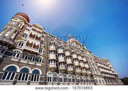 Taj Mahal Hotel In Mumbai
