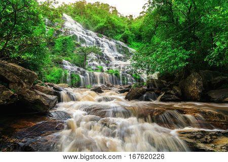 Mae Ya Waterfall, Thailand.
