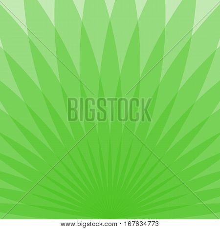 Abstract Green Transparent Background