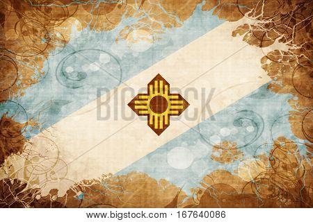 Vintage Madison flag