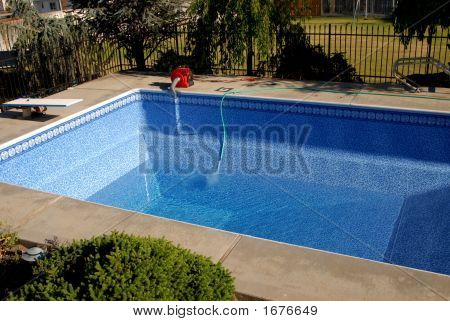 New Pool Liner