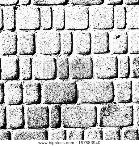 The wall of bricks that could be used everywhere