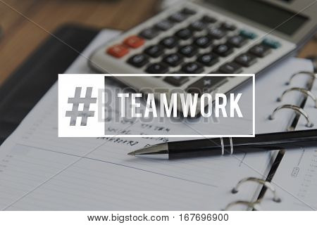 Accounting Marketing Financial Teamwork Icon