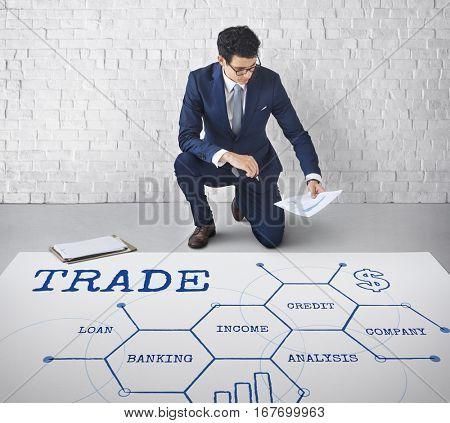 Finance Business Trade Economy Graph
