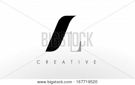 A L Letter Logo Design. Creative Modern AL Letters Icon Illustration.