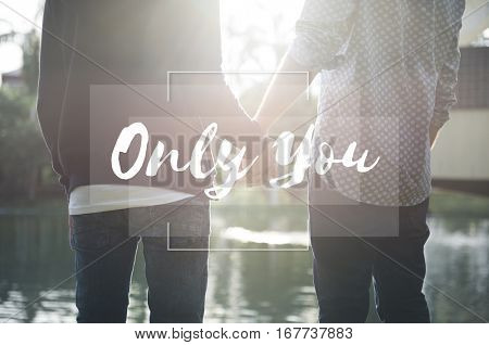 Only You Equality Fascinate Together poster