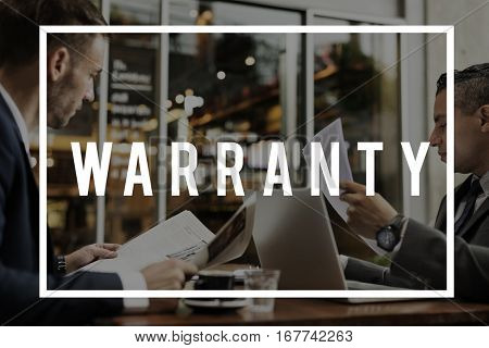 Warranty Approved Reliability Trust Guaranteed