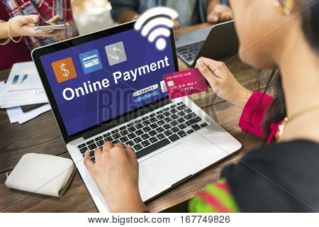Online Purchasing Payment E-commerce Banking