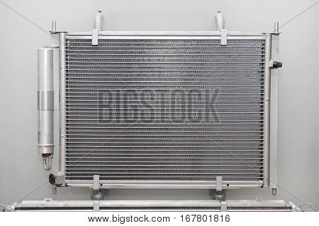 New Cooling Radiator Grille Part For Car