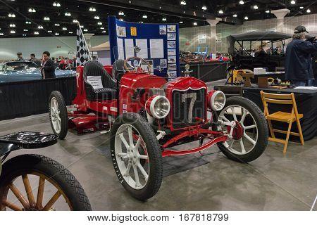 Howard Genrich Model T Speedster