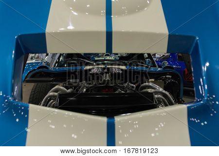 Shelby Daytona Coupe Engine
