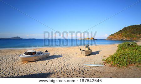 Boat Beach, Seal Rocks Australia