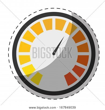 beer meter icon image design, vector illustration