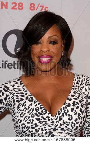 LOS ANGELES - JAN 23:  Niecy Nash at the
