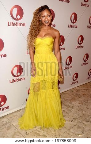 LOS ANGELES - JAN 23:  Meagan Good at the