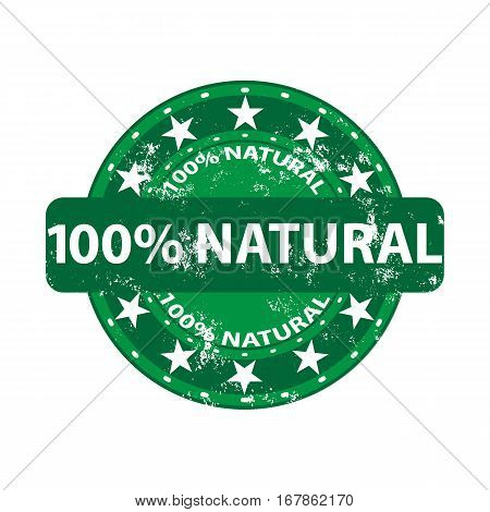 100 Natural Stamp Shows Pure Genuine Products