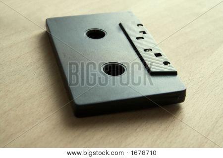 Audio Evidence - Cassette