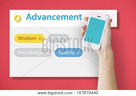 Advancement Competence Training Ability Experience