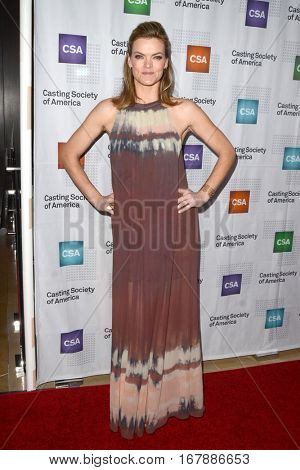 LOS ANGELES - JAN 19:  Missy Pyle at the 2017 Artios Awards at Beverly Hilton Hotel on January 19, 2017 in Beverly Hills, CA