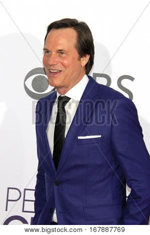 LOS ANGELES - JAN 18:  Bill Paxton at the People's Choice Awards 2017 at Microsoft Theater on January 18, 2017 in Los Angeles, CA