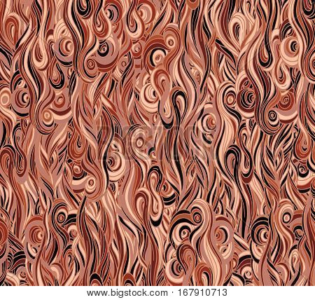 Abstract background is imitating the sea waves.Vector