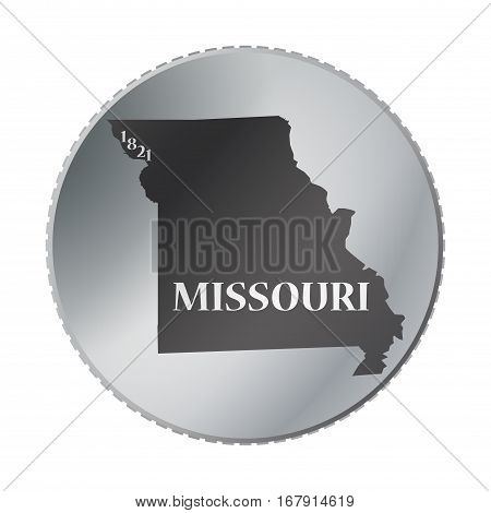 Missouri State Coin