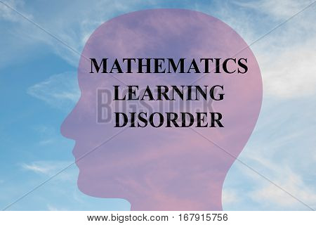 Mathematics Learning Disorder Concept