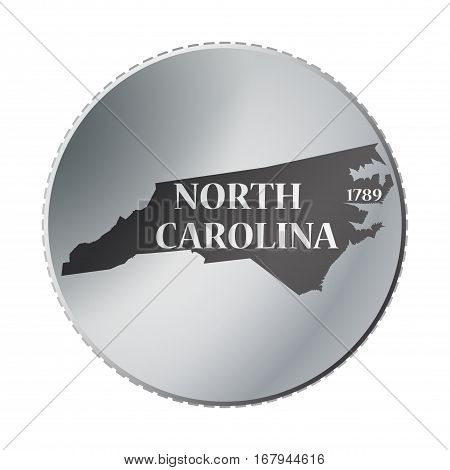 North Carolina State Coin
