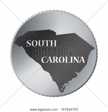 South Carolina State Coin