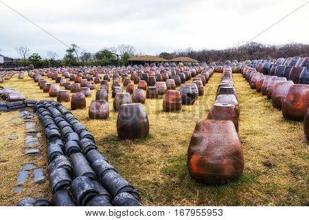 Stone Park Korean Pots