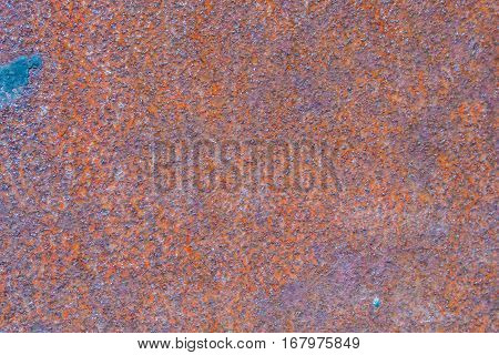 old rusty metal texture background steel plate