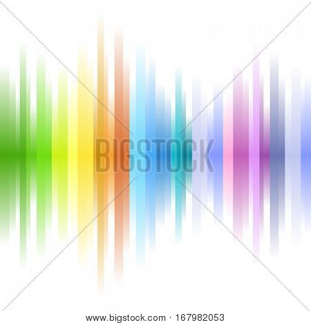 Creative Colorful Abstract Background.