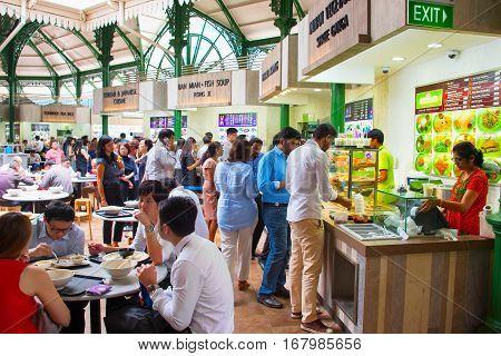 Food Hall Singapore