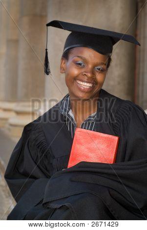 Graduating College Student