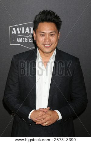 LOS ANGELES - NOV 4:  Jon Chu at the Hollywood Film Awards 2018 at the Beverly Hilton Hotel on November 4, 2018 in Beverly Hills, CA