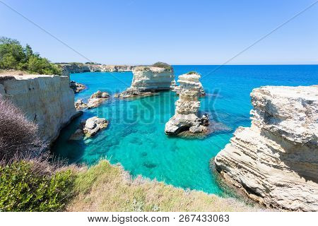 Sant Andrea, Apulia, Italy - Spending Some Time At The Heavenly Coast Of Sant Andrea