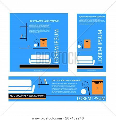 Corporate Identity Template For Company. Invitation To A Company Event. Cover Product Catalog. Busin