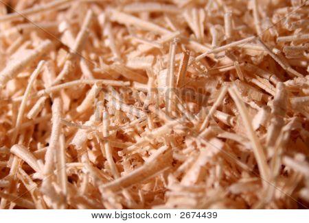 Wood Shavings 3