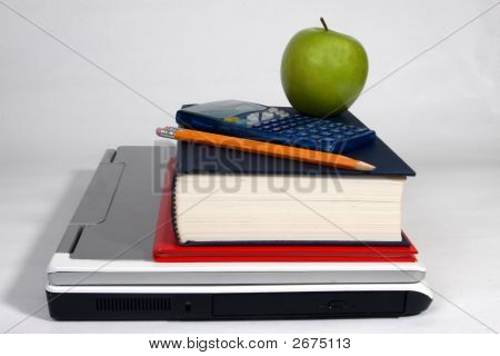 Computer And Apple