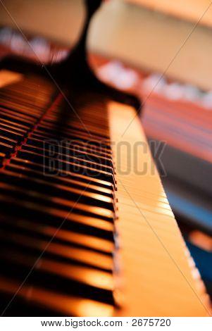 Wedding Piano Keys
